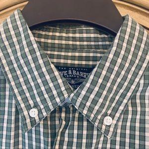 Steve & Barry's Button down long sleeve shirt